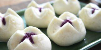Cách làm bánh bao nhân khoai lang tím giản dị mà cực mới lạ