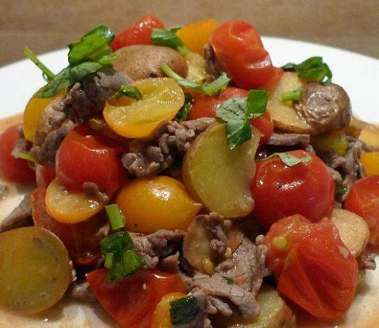 Cách làm bò xào chua ngọt dễ làm mà lại ngon cơm