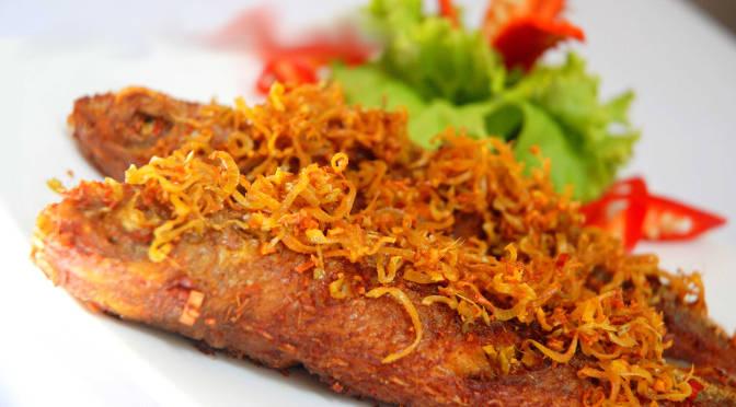 Cách làm cá hường chiên sả ớt thơm ngon hấp dẫn cho cả nhà