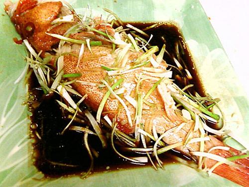 Cách làm cá vược hấp xì dầu thơm ngon hấp dẫn chiêu đãi cả nhà