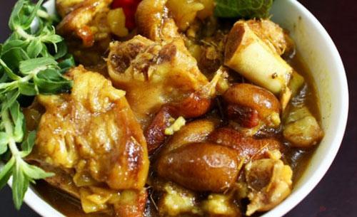 Cách làm món thịt heo giả cầy ngon đúng vị cho ngày đầu đông